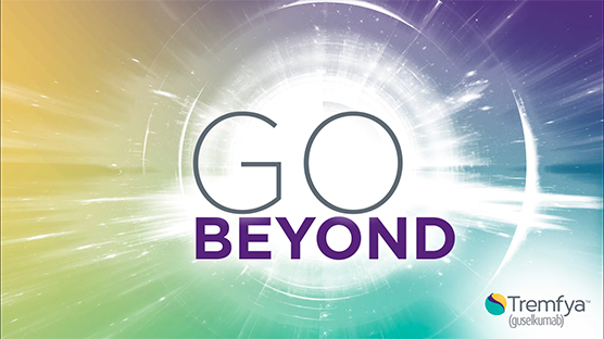 Go Beyond Logo Build Animation Motion Graphics